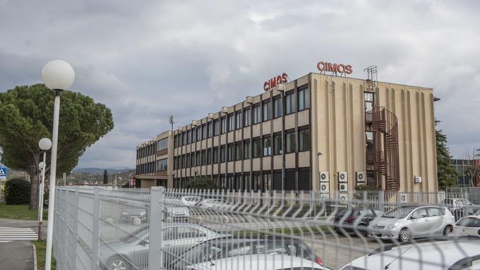 Prodajni postopek za Cimos je končan