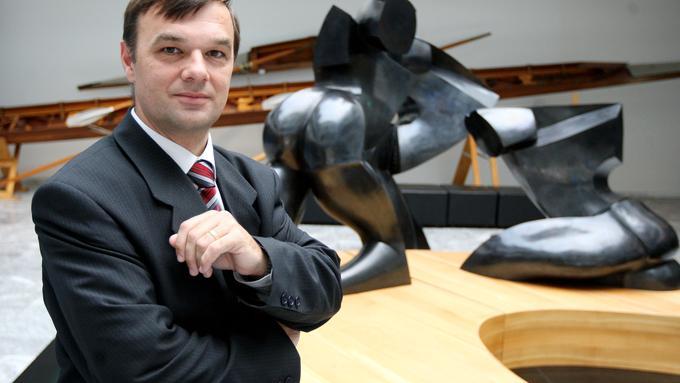 To je novi direktor Dravskih elektrarn