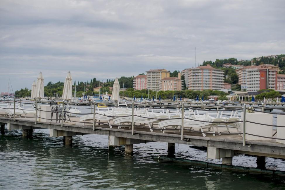 V Sloveniji najdražji hoteli na obali
